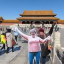 Forbidden City with Becky!!